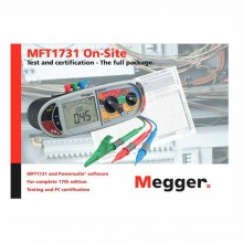 Megger MFT1731 On-Site