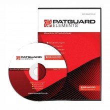 Seaward PATGuard Elements Manual Entry PAT Testing Software
