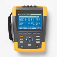 Fluke 435 Series II Power Quality and Energy Analyser