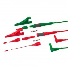 Megger 1001-977 2-Wire Fused Test Leads