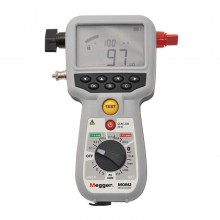 Megger MOM2 200A Microhmmeter with Kelvin Clamps
