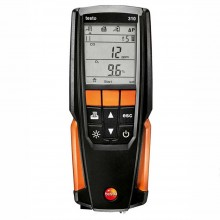 Testo 310 'Entry Level' Flue Gas Analyser