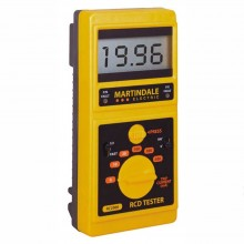 Martindale RC2000 Residual Current Tester
