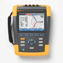 Fluke 437-II Three Phase Energy and Power Quality Analyser