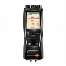 Testo 480 Digital Temperature and Humidity Meter
