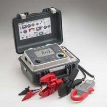 Megger DLRO100HB Portable Micro-Ohmmeter