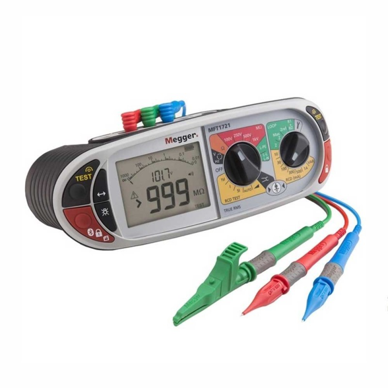 Megger MFT1721-BS Installation Tester