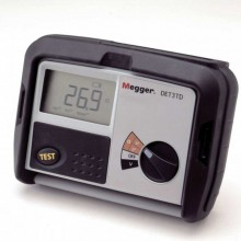 Megger DET3TD Earth Testing Kit