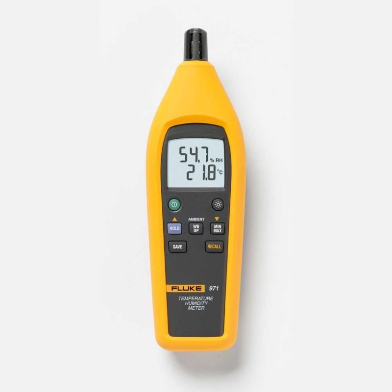 Fluke 971 Temperature & Humidity Meter