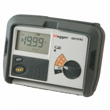 Megger DET4TR2 Digital Earth Tester