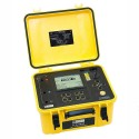 Chauvin C.A 6550 10KV Insulation Tester