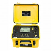 Chauvin C.A 6555 15KV Insulation Tester