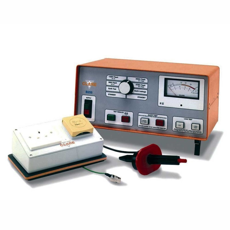 Clare B255 Power Tool & Appliance Test Station