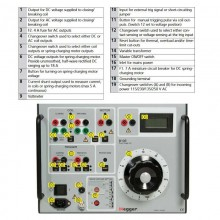 Megger B10E AC/DC Voltage Power Supply