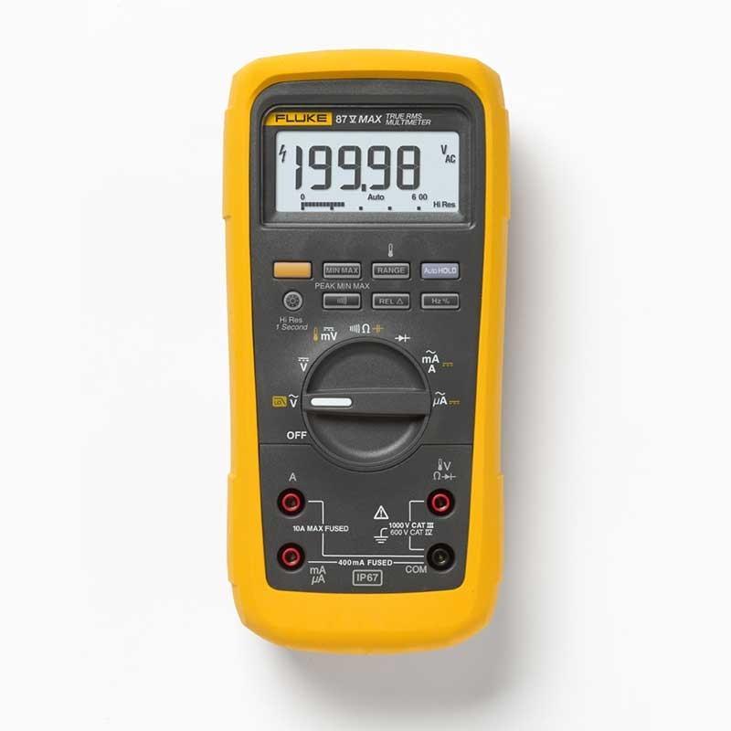 Fluke 87V MAX/E2 Combo Kit