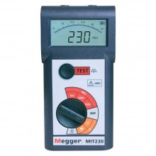 Megger MIT230 Insulation & Continuity Tester