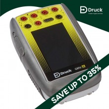 Druck DPI620S PC Commercial Calibrator Package