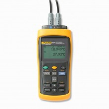 Fluke 1524 Dual-Channel Reference Thermometer