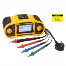 Martindale ET4500 Multifunction Tester