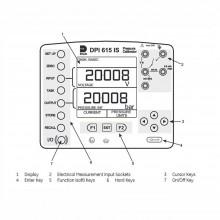 Druck DPI615/PC IS 10 Bar Gauge IS Pressure Calibrator