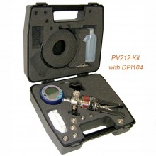 Druck PV212-HP 1000b Hydraulic Hand Pump Kit