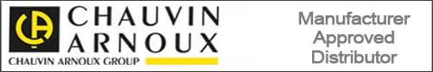 Chauvin Arnoux authorised distributor and calibration house.