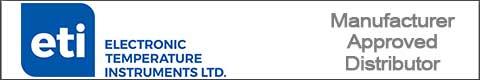 ETI authorised distributor and calibration house.