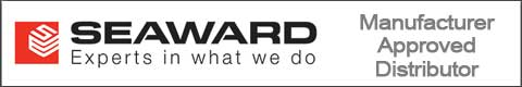 Seaward approved distributor and service centre.
