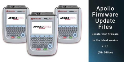 Seaward Apollo Firmware Update Files
