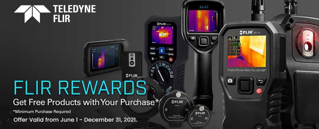 FLIR Rewards - Buy a FLIR Get Free FLIR Test Tool
