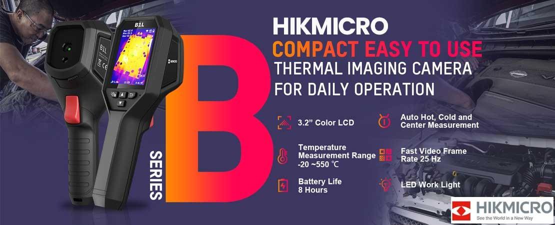 HikMicro Thermal Imaging Cameras
