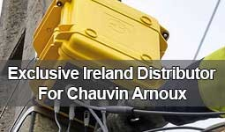 Exclusive all-ireland distributor of chauvin arnoux products