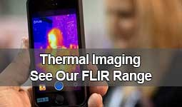 Thermal Imaging Camera's from FLIR Systems