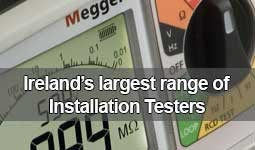 Ireland's largest range of Multi-function testers